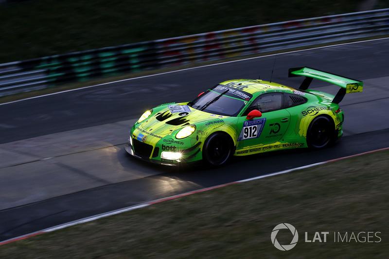 Ріхард Ліц, Патрік Піле, Фредерік Маковецькі, Нік Тенді, Manthey Racing, Porsche 911 GT3 R