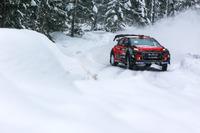 Мадс Остберг, Торстейн Еріксен, Citroën C3 WRC, Citroën World Rally Team