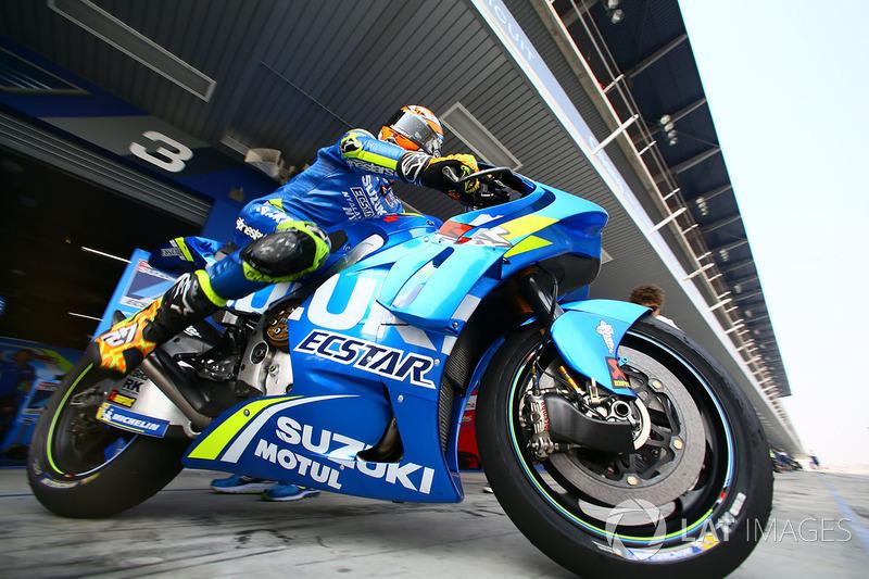 2018 - Suzuki