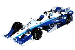 Ливрея машины Макса Чилтона, Chip Ganassi Racing