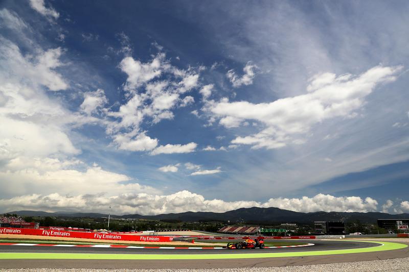 #4: Daniel Ricciardo, Red Bull Racing RB12