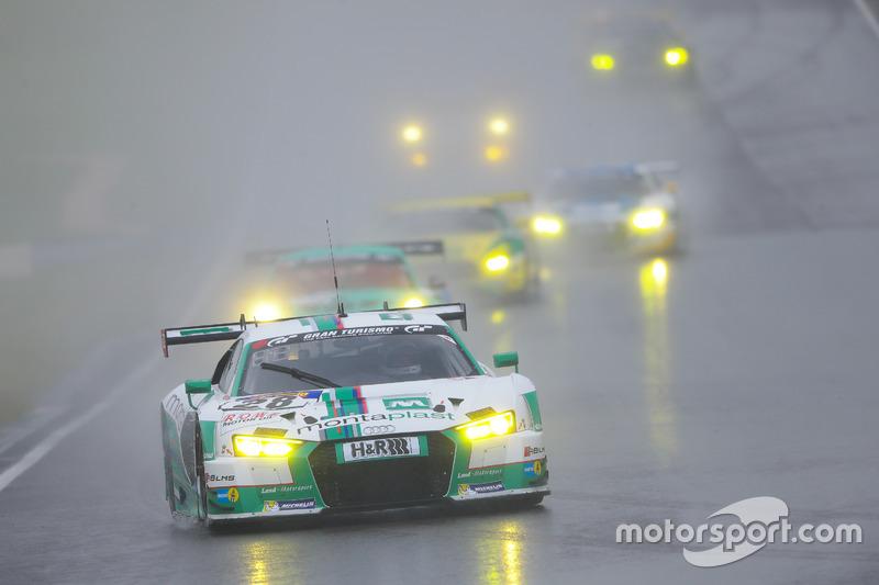 VLN 4: #28 Land Motorsport, Audi R8 LMS