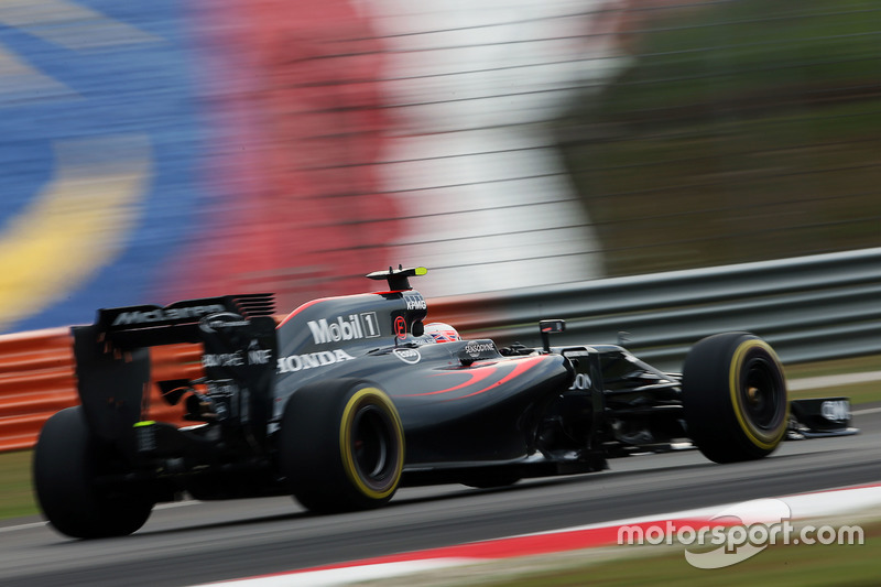 9: Дженсон Баттон, McLaren MP4-31