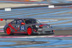 #94 Spark Motorsport Porsche 997 Cup: Denis Francois, Ripert Hugues, Jules Gounon