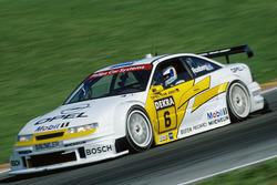 Keke Rosberg, Opel-Team Joest, Opel Calibra V6 4x4