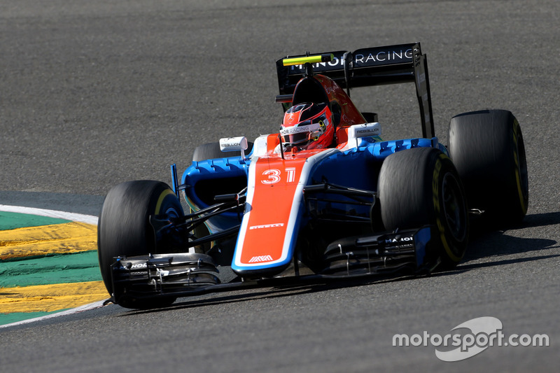 17. Esteban Ocon, Manor Racing MRT05