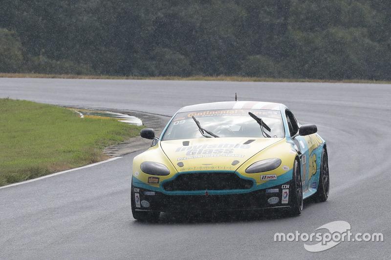 #09 Automatic Racing Aston Martin Vantage GT4: Charles Putman, Charles Espenlaub
