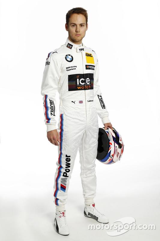 #31: Tom Blomqvist, RBM-BMW