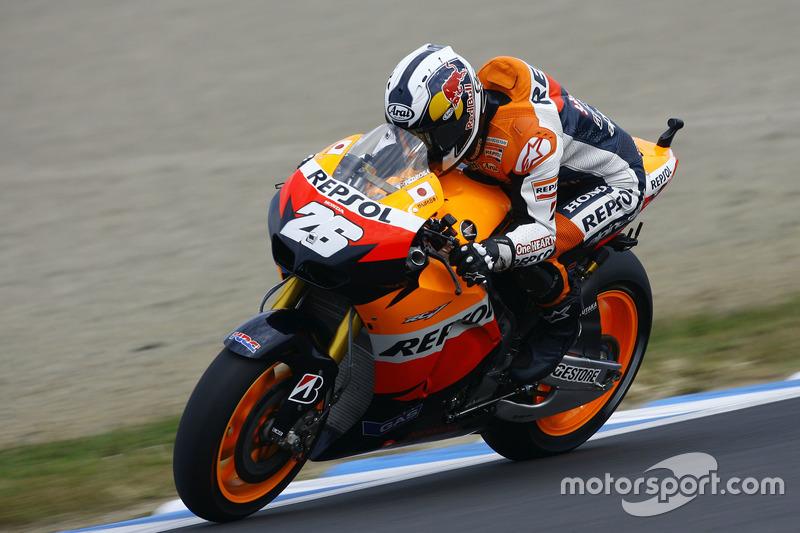 2011: Dani Pedrosa, Honda RC212V
