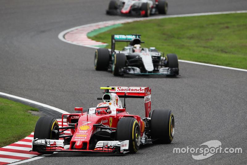 Kimi Raikkonen, Ferrari SF16-H