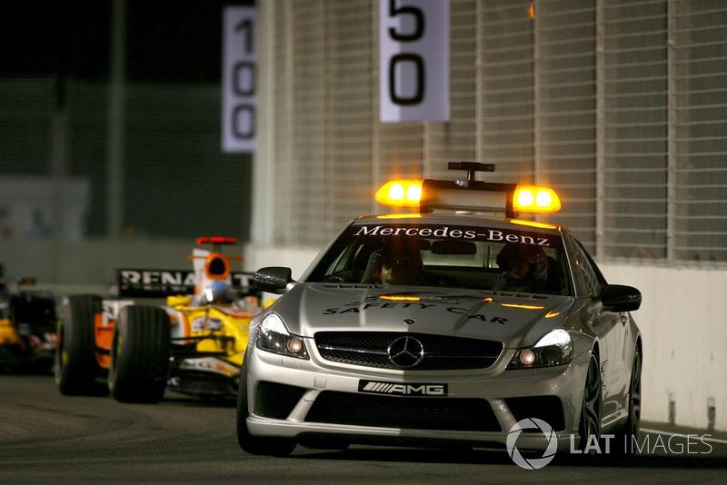 20. Gran Premio de Singapur de 2008