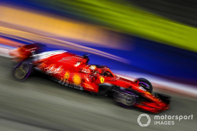 Sebastian Vettel – volta 11