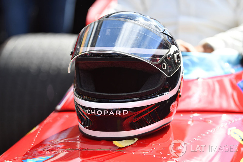 Jacky Ickx, Ferrari 312B helm