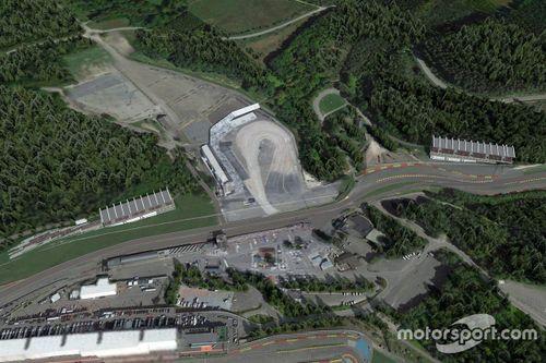 Spa-Francorchamps renovation project