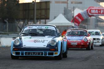 Des Porsche classiques