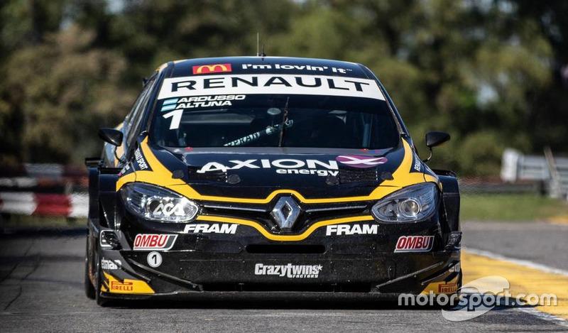 Súper TC2000: Buenos Aires