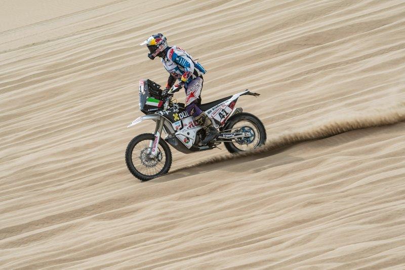#41 Duust Rally Team KTM: Mohammed Baloosh