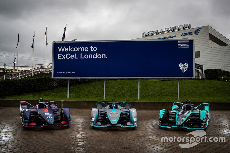 London E-Prix announcement