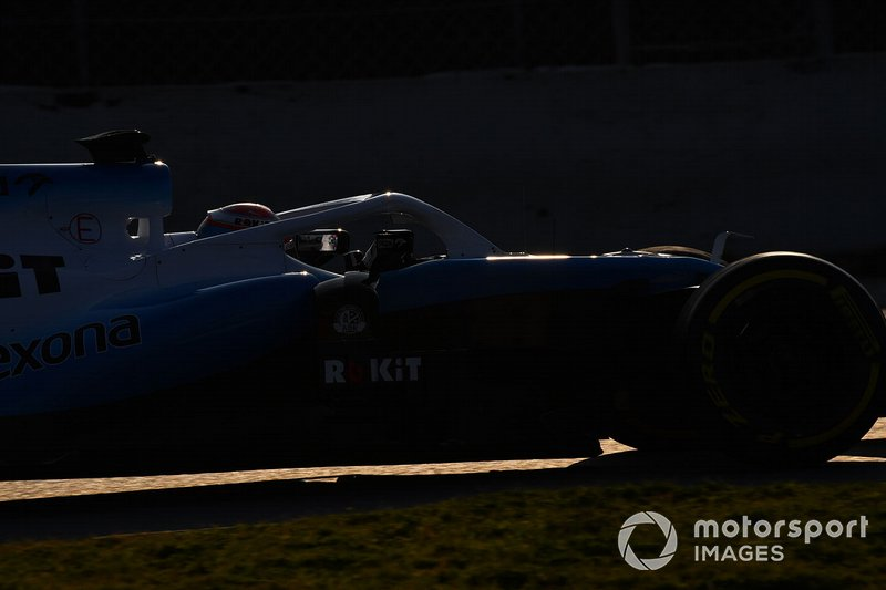 Джордж Расселл, Williams FW42