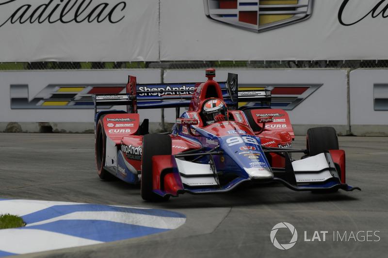 Alexander Rossi, Herta - Andretti Autosport, Honda