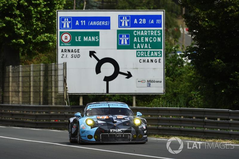 LMGTE-Am: #77 Dempsey Proton Competition, Porsche 911 RSR
