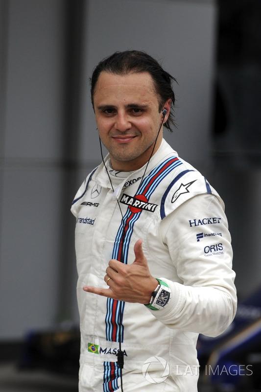 Felipe Massa, Williams at Malaysian GP Felipe Massa