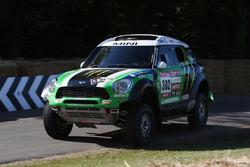 Mini Countryman R60 Dakar