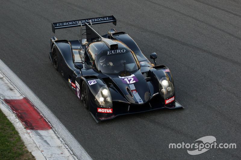#12 Eurointernational, Ligier JS P3 - Nissan: Andrea Dromedari