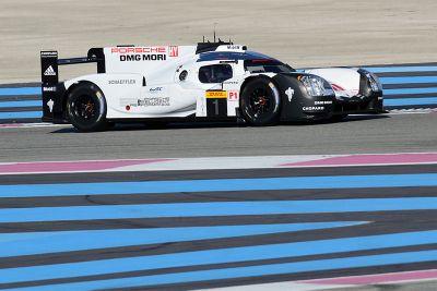 Porsche Paul Ricard Mart testi
