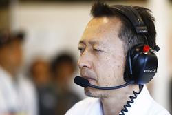 Yusuke Hasegawa, Director Gerente a oficial de Honda
