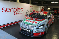 Car of Rick Kelly, Nissan Motorsports