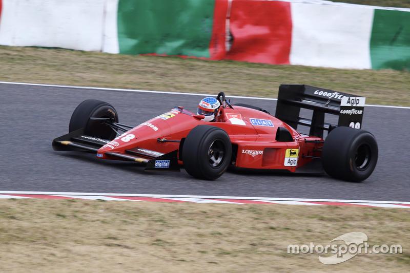 Жан Алези, Ferrari F1/87