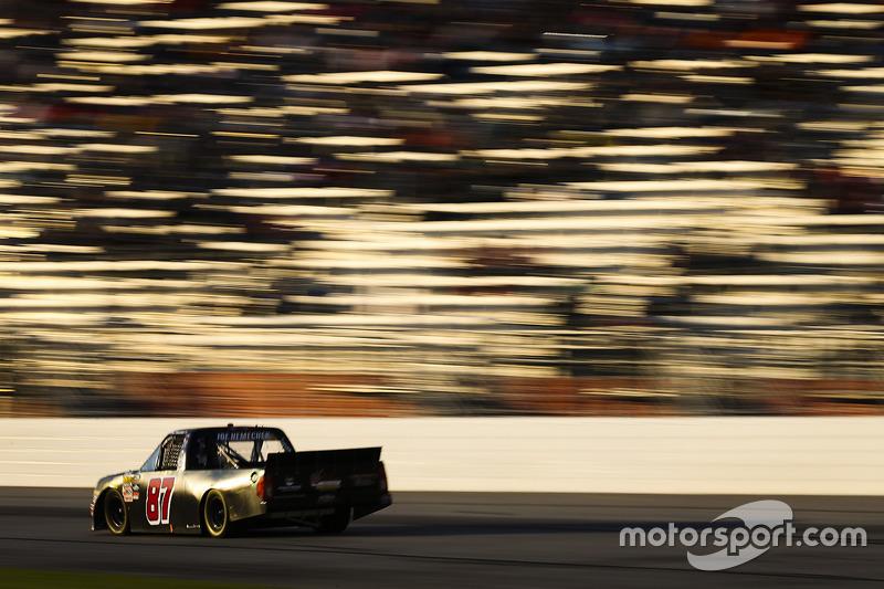 5. Joe Nemechek, SWM-NEMCO Motorsports Chevrolet
