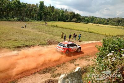 Asia Pacific Rally Championship: India