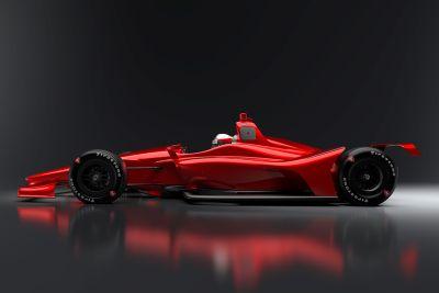 2018 赛季印地赛车发布
