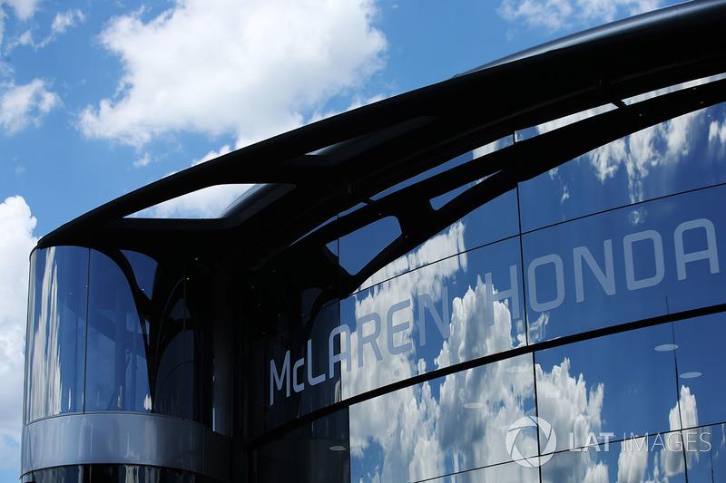 McLaren Brand Centre