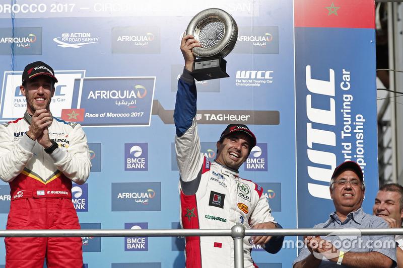 3. Mehdi Bennani, Sébastien Loeb Racing, Citroën C-Elysée WTCC