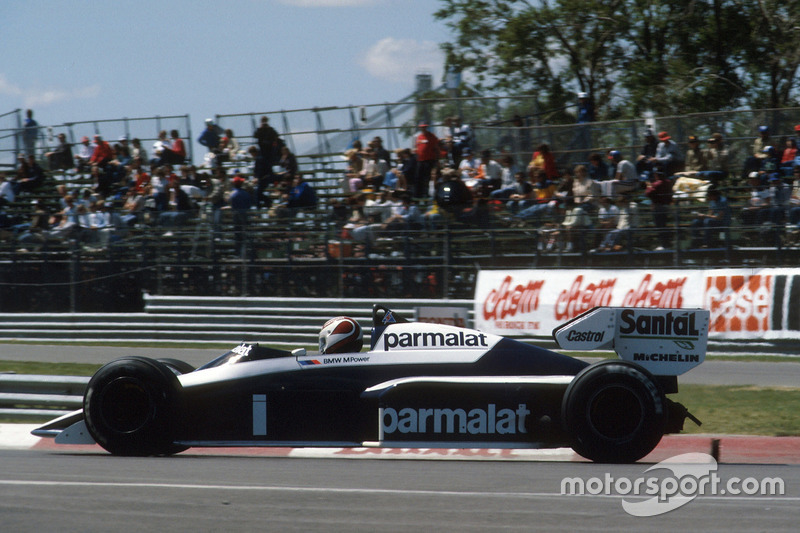 #10: Nelson Piquet, Brabham BT53, Kyalami 1984: 1:04,871