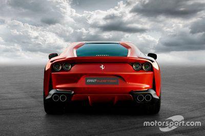 Ferrari 812 Superfast onthulling