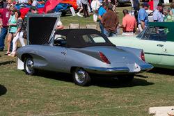1957 Fiat 1200 Spyder America