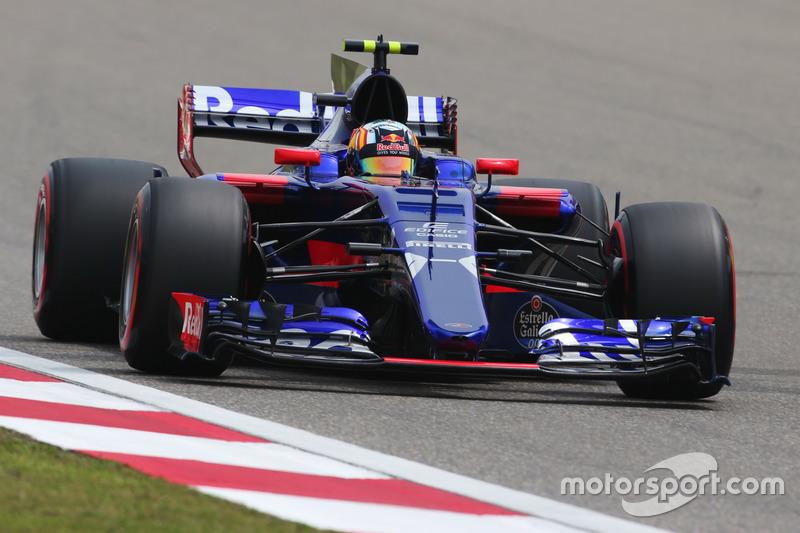7. Carlos Sainz Jr., Scuderia Toro Rosso STR12