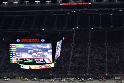 Ryan Blaney, Wood Brothers Racing Ford, Joey Logano, Team Penske Ford