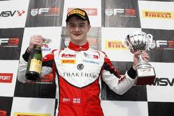 Ben Hingeley, Fortec Motorsports