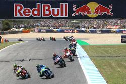 Cal Crutchlow, Team LCR Honda, Andrea Iannone, Team Suzuki MotoGP