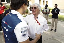 Felipe Massa, Williams habla con Bernie Ecclestone, Fórmula 1