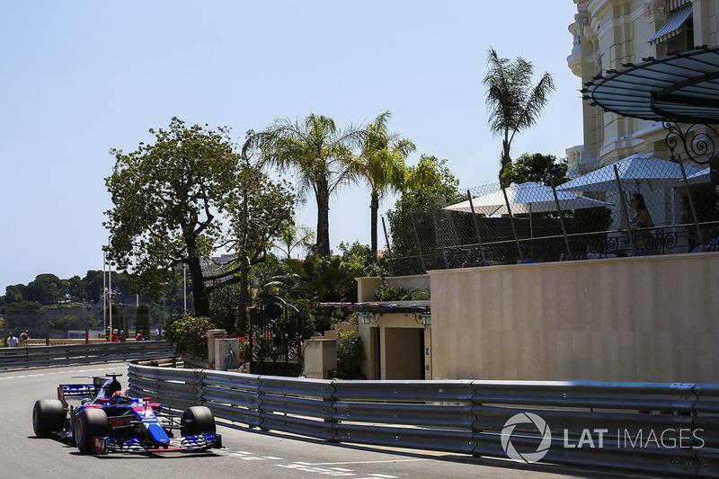 Daniil Kvyat, Scuderia Toro Rosso: Abandono