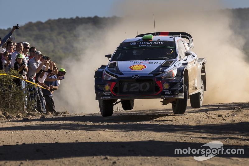Hayden Paddon, John Kennard, Hyundai i20 WRC, Hyundai Motorsport