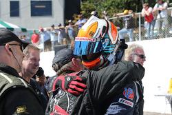 Race winners #15 Multimatic Motorsports Ford Shelby GT350R-C: Scott Maxwell, Billy Johnson