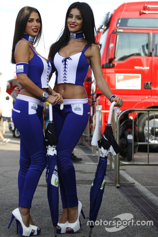 Hot Yamaha girls