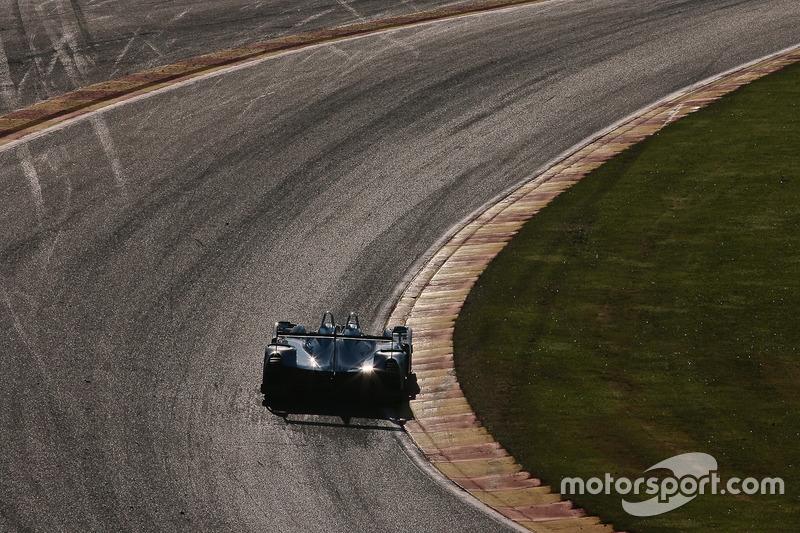 #29 Pegasus Racing, Morgan-Nissan: Inès Taittinger, Rémy Striebig, Léo Roussel in der Raidillon